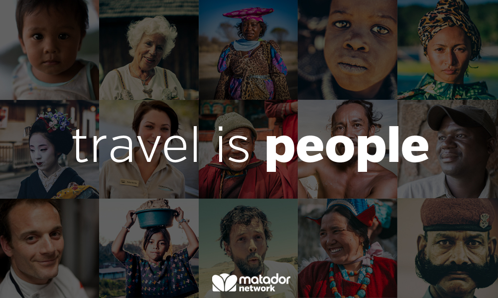 Travel is people