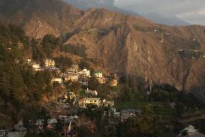 Dharamshala Landscape