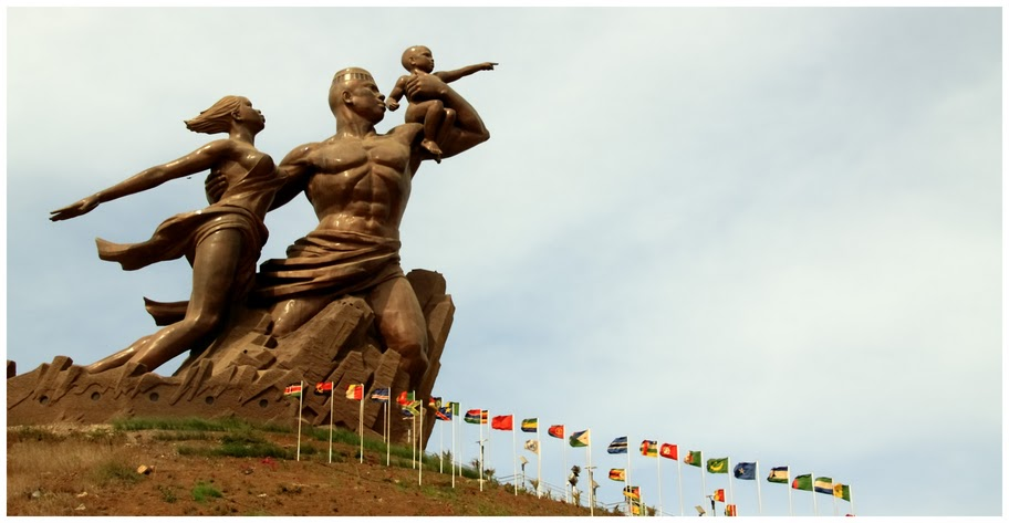 Image result for tallest statues in africa