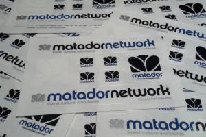 Matador Stickers