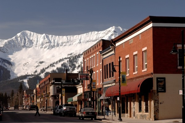 Downtown Fernie