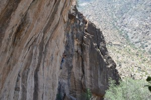 Khubra Canyon, Oman