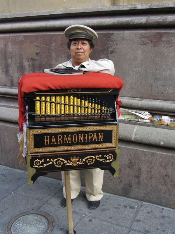 Mexico City Organilleros