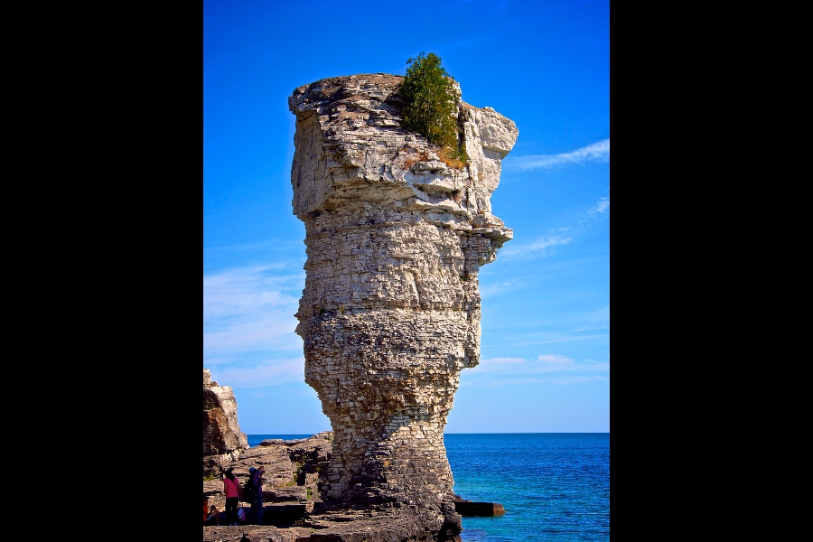 Flower Pot Island, Ontario