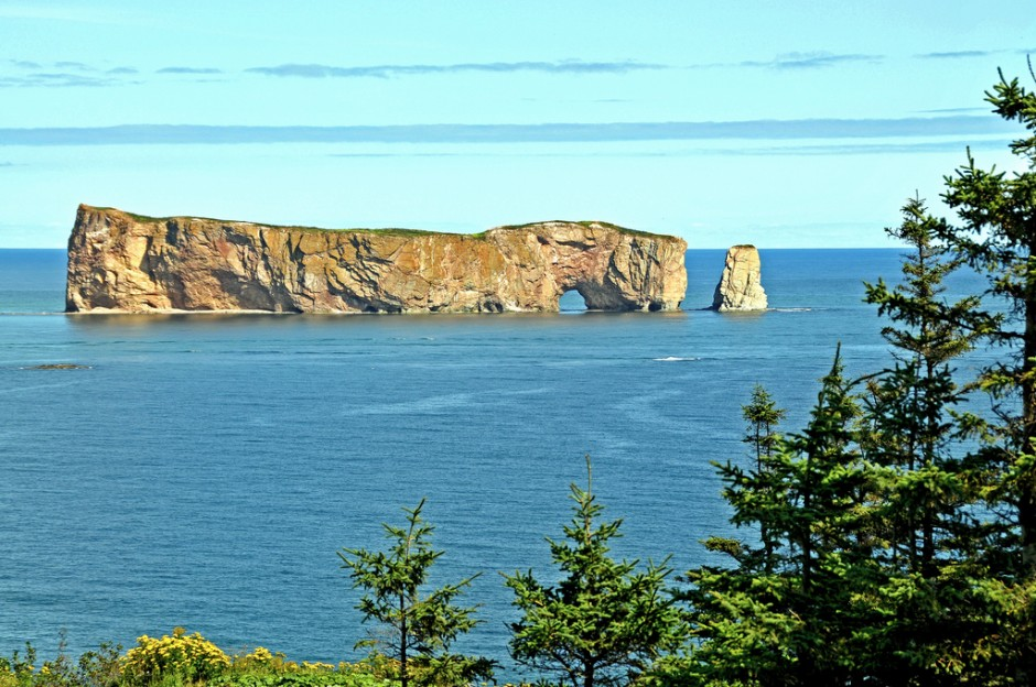 Perc Rock, Quebec