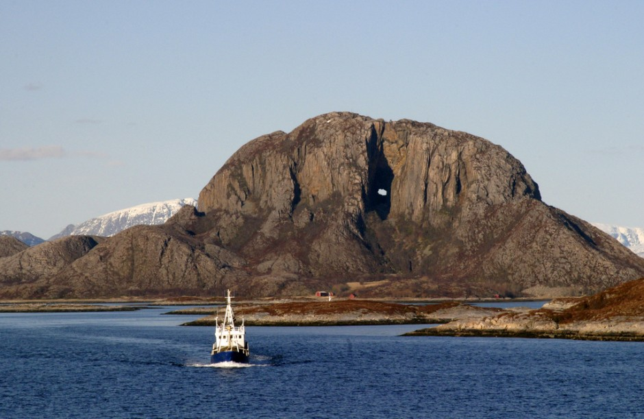 Torghatten, Norway