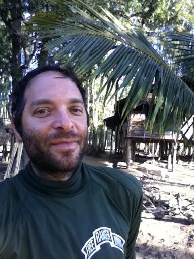 Adam Skolnick in Burma