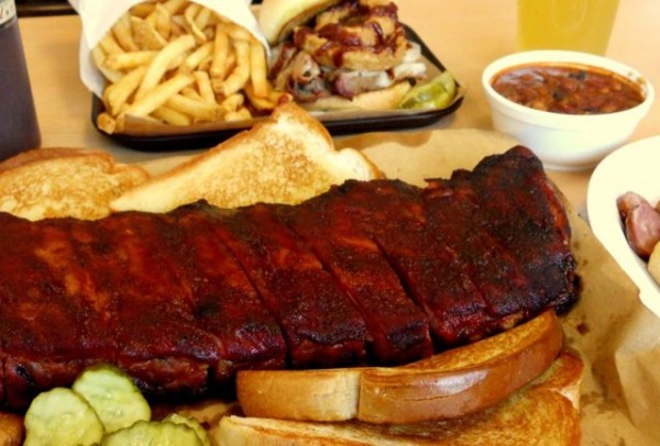 Barbecue in Kansas City