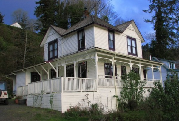 The house from the Goonies