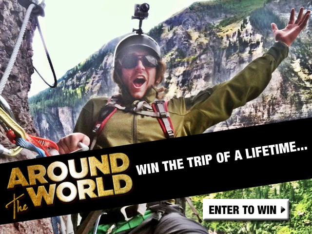 Around the World contest