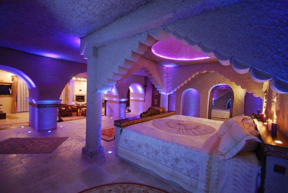 Gamirasu Cave Hotel, Turkey
