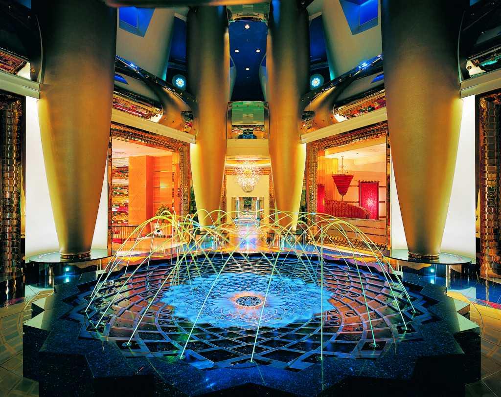 48 epic dream hotels to visit before you die matador network for Burj al khalifa hotel rooms