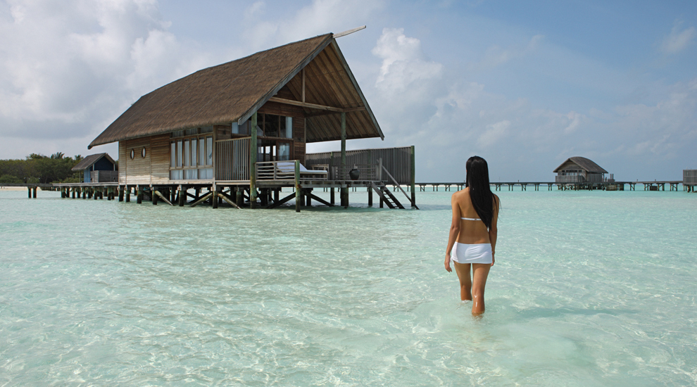 Cocoa Island wading