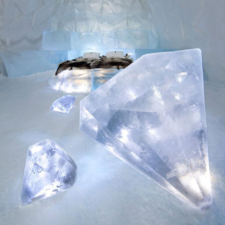 Jukkasjarvi Ice Hotel