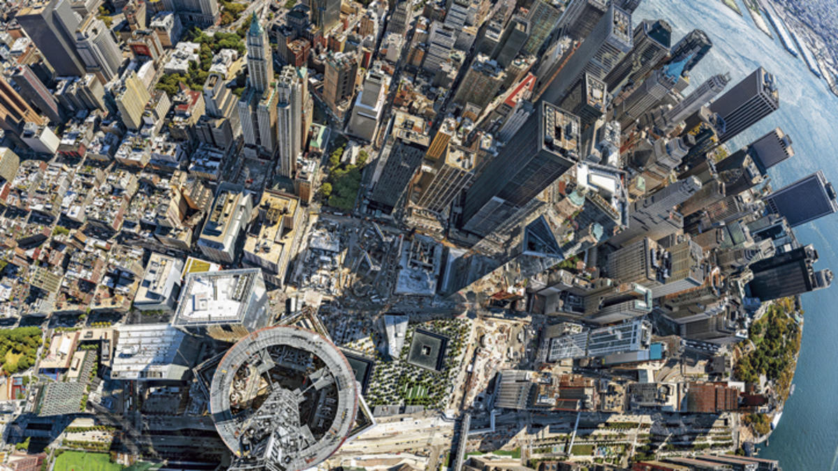 28 Dizzying Photos From The Top Of The World S Tallest
