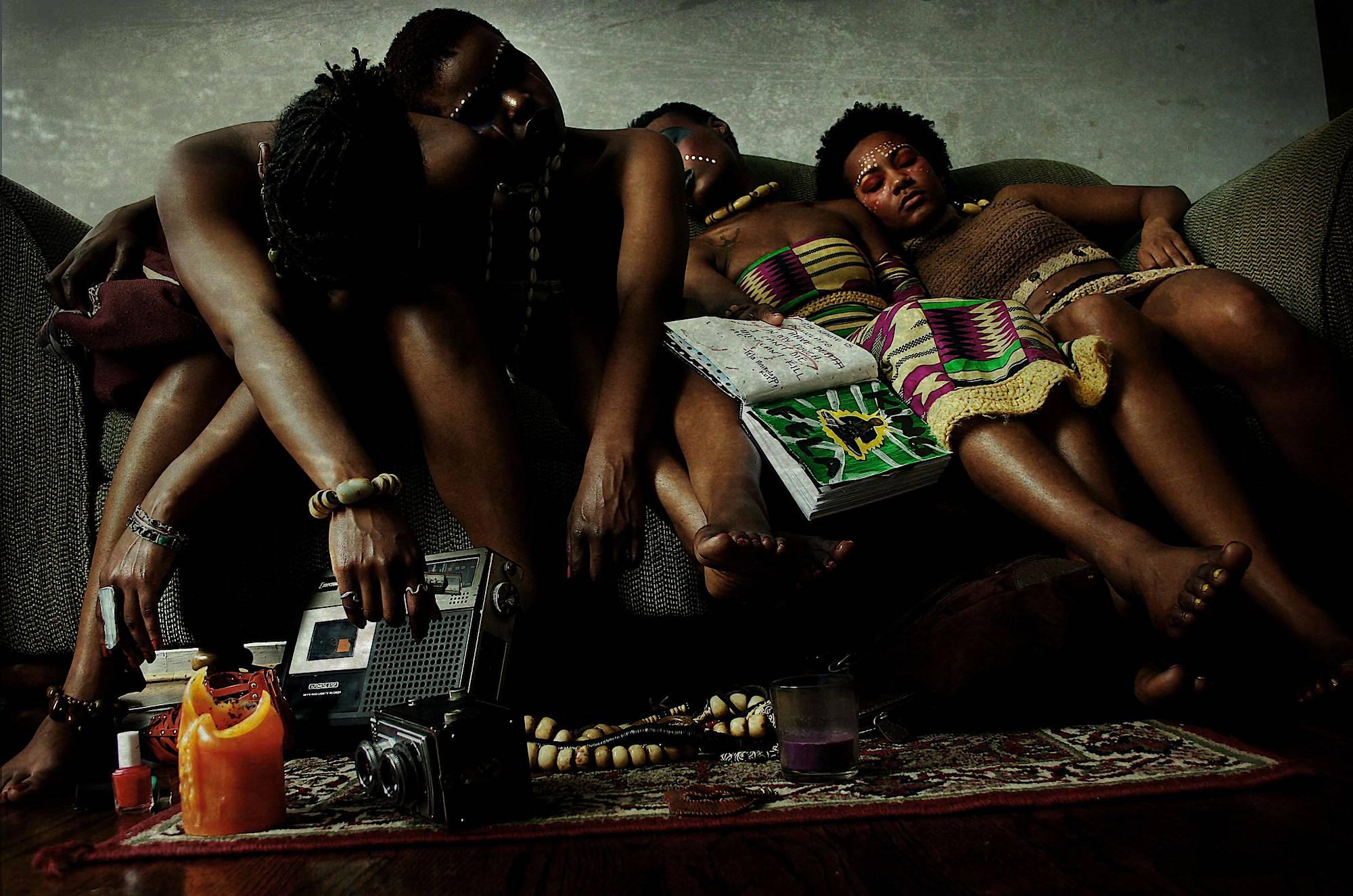 Fela Kuti Polygamy