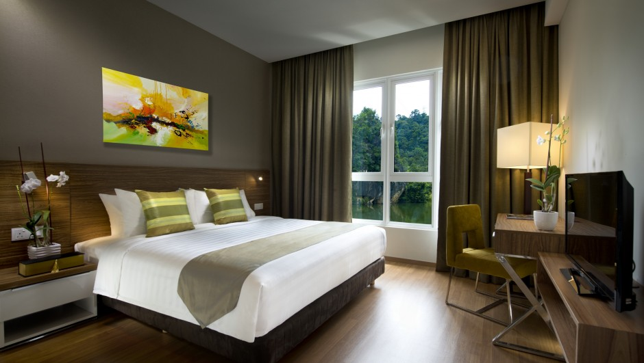 Best Western Premier: The Haven (Ipoh, Malaysia)