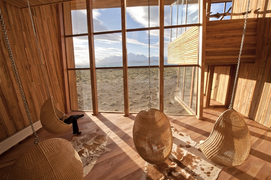 Tierra Patagonia Hotel & Spa (Torres del Paine National Park, Chile)