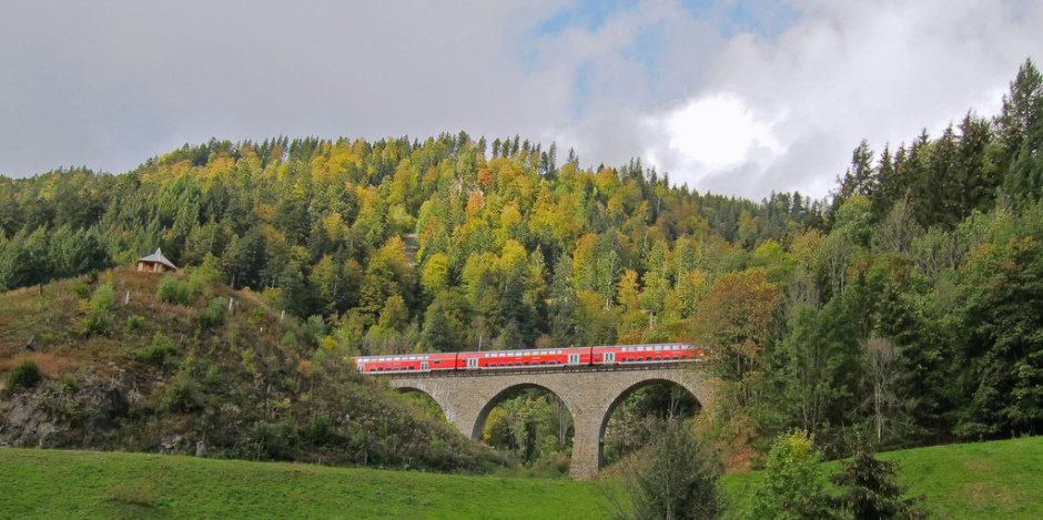 Black Forest train