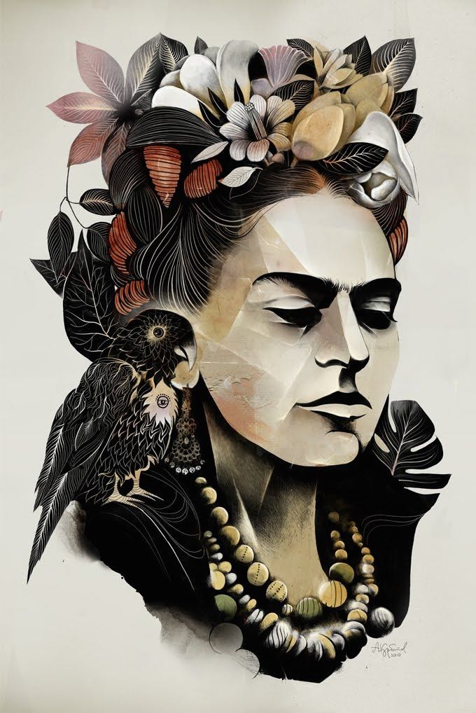 frida kahlo essay in spanish Magdalena carmen frida kahlo y calderón ) july 6 and living in the spanish-style cuernavaca sharpened kahlo's sense of a mexican identity.