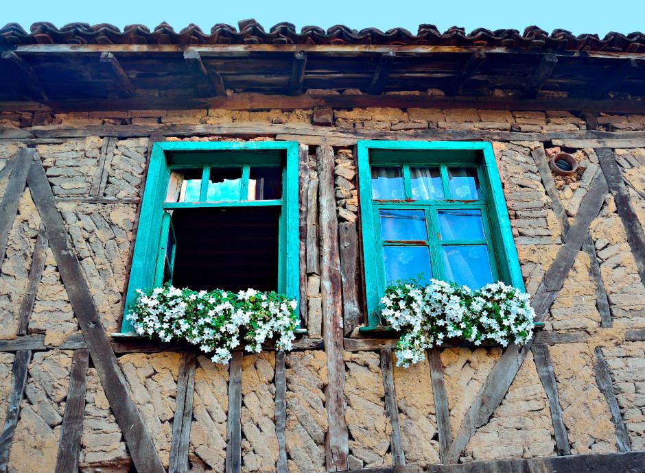 House in Bursa Province, Turkey