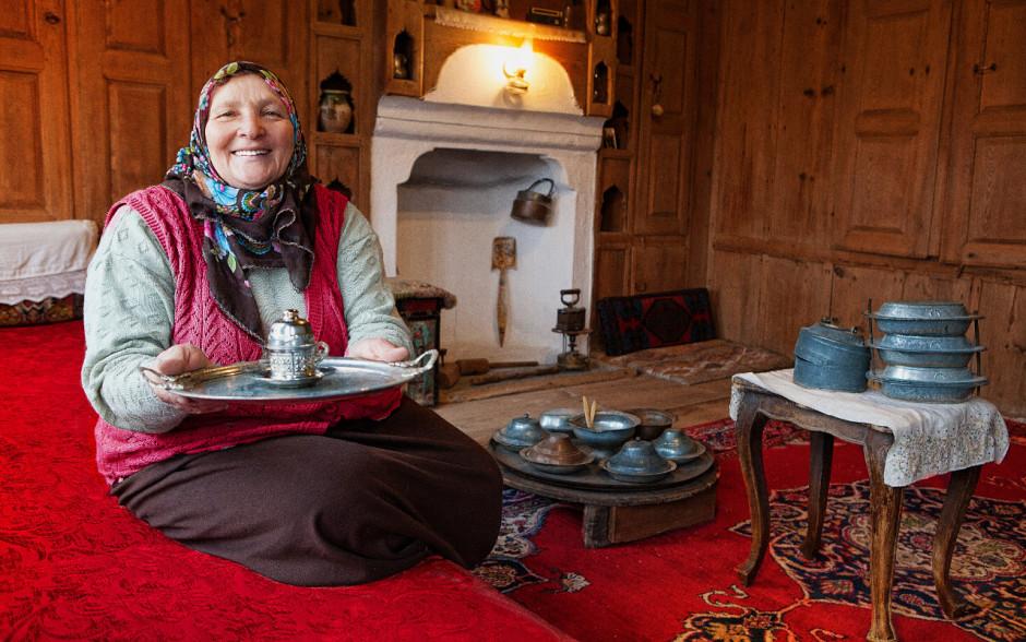 Safranbolu tea
