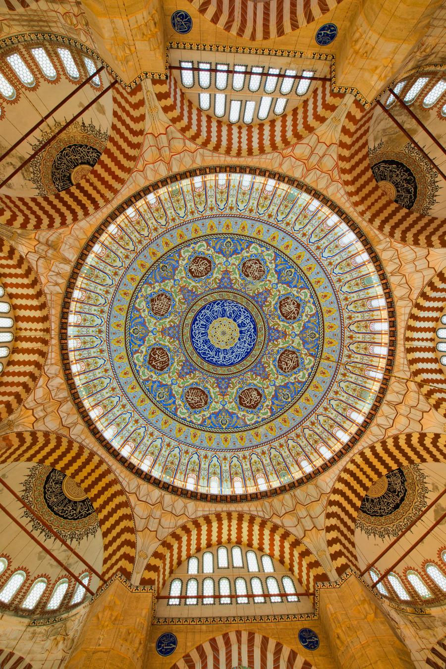 Selimiye Mosque, Turkey
