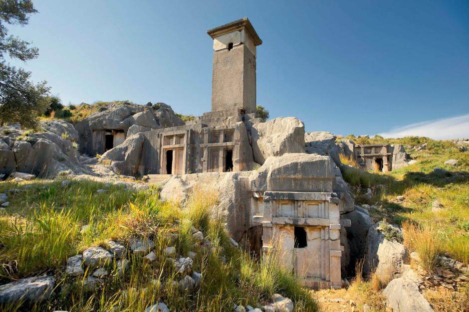 Xanthos, Turkey