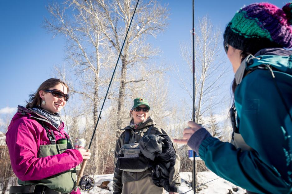 fly fishing Sun Valley Idaho
