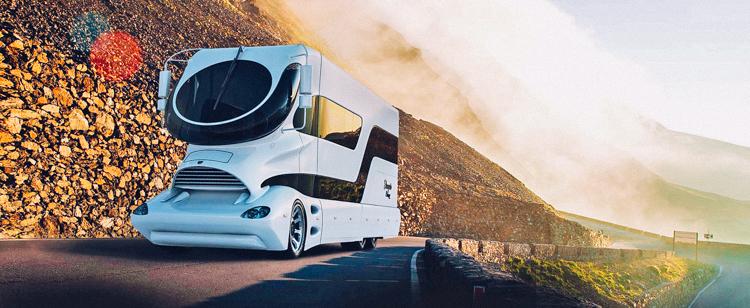 pojazdy do podróży