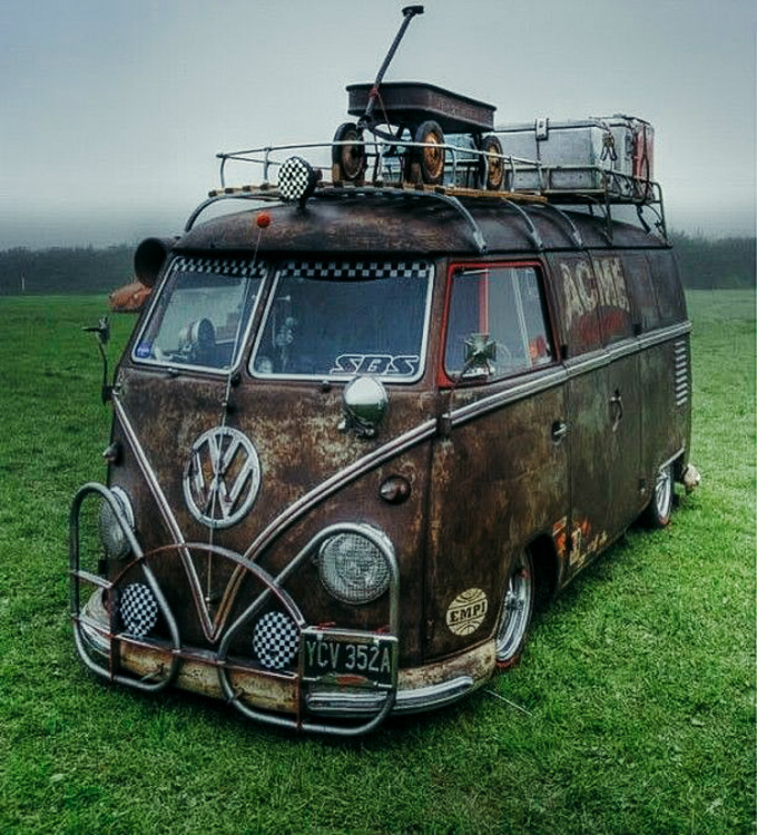 here are the 11 sexiest customized vw camper vans. Black Bedroom Furniture Sets. Home Design Ideas