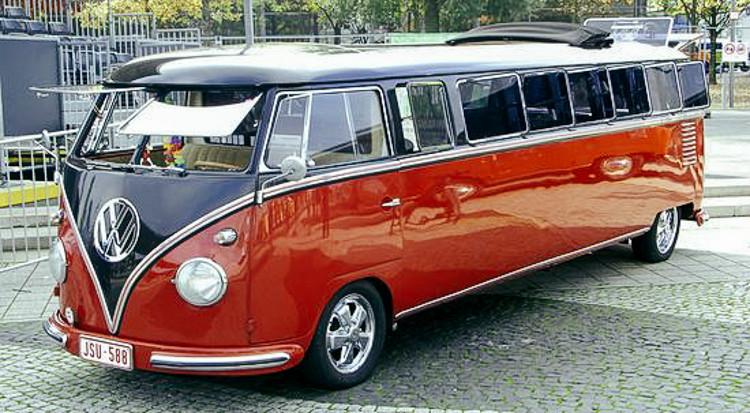 2015 Volkswagen Camper Van Autos Post