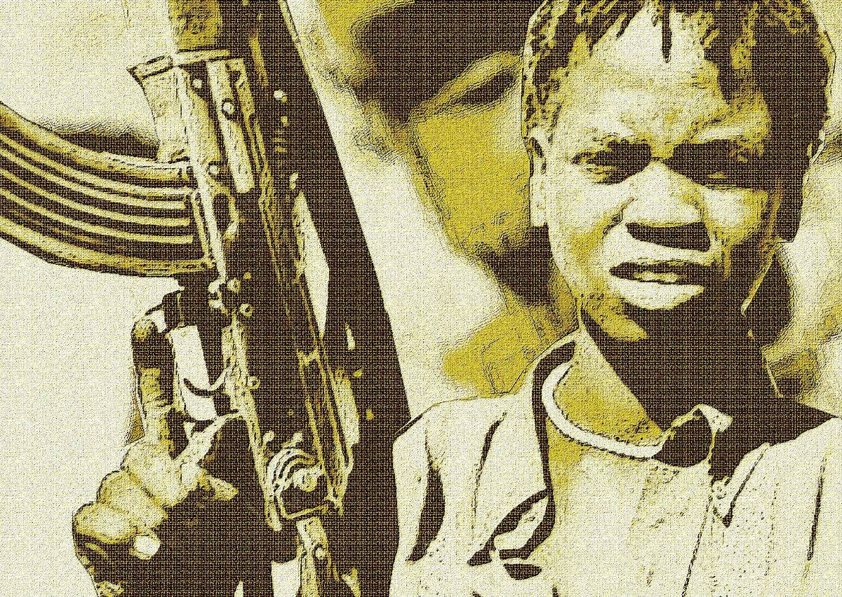 Konys Child Soldiers: When You Kill For the First Time