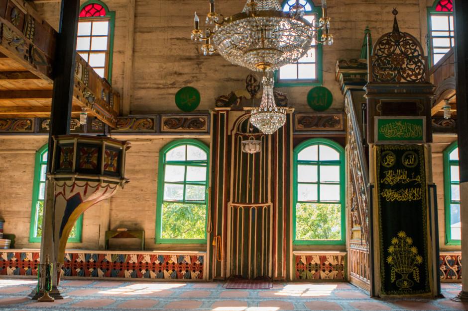 Wooden mosque in Macahel
