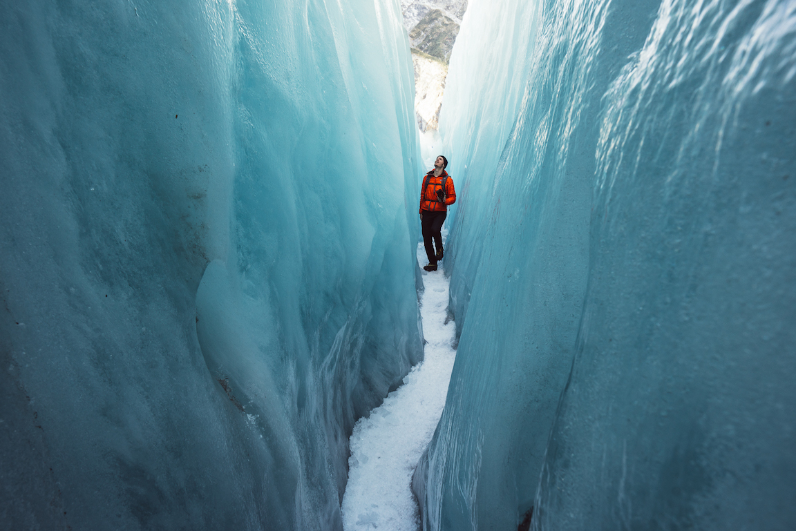 Franz Josef Glacier, Westland Tai Poutini National Park