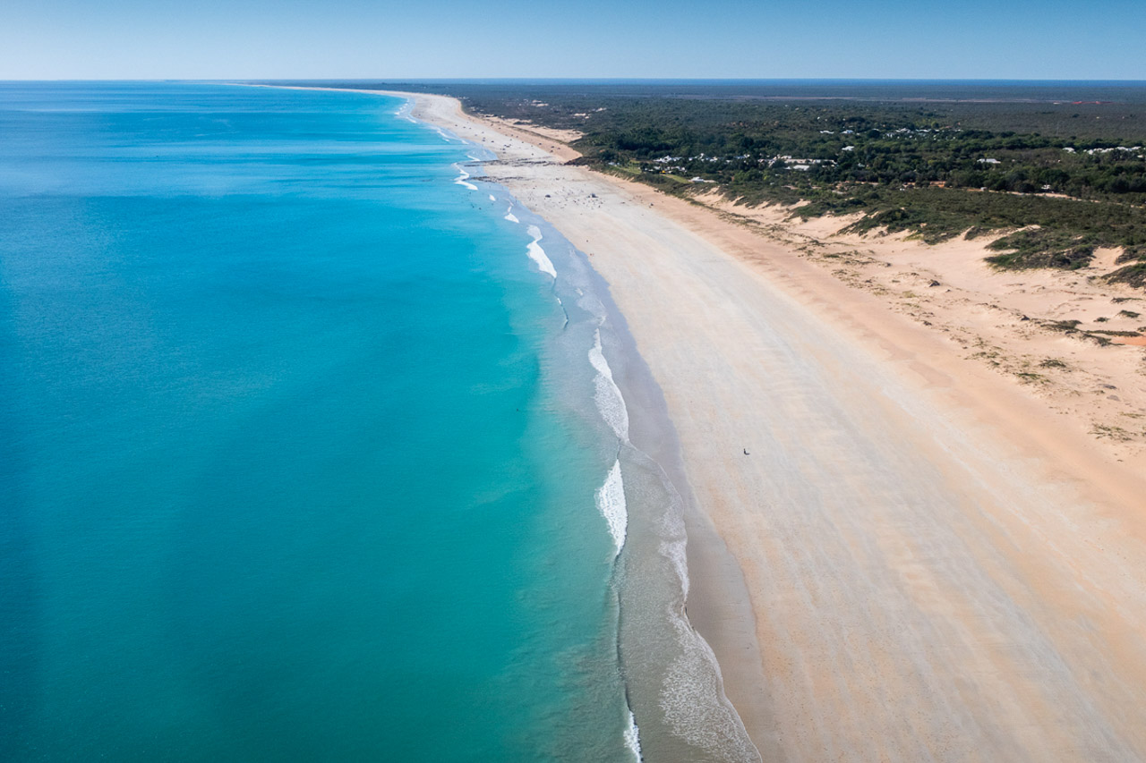 Cable Beach Club Resort and Spa, Broome review: Pregnant pause