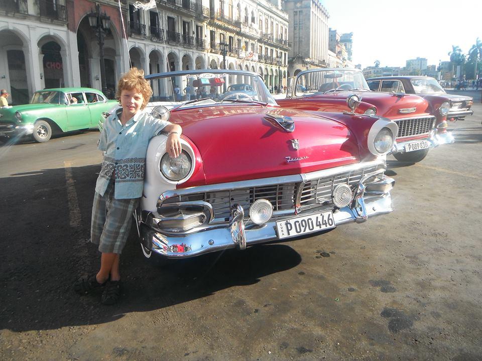 Explorason in Havana, Cuba