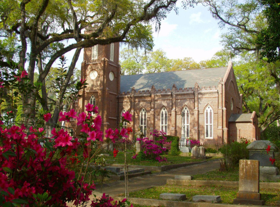 Grace Episcopal Church, Louisiana