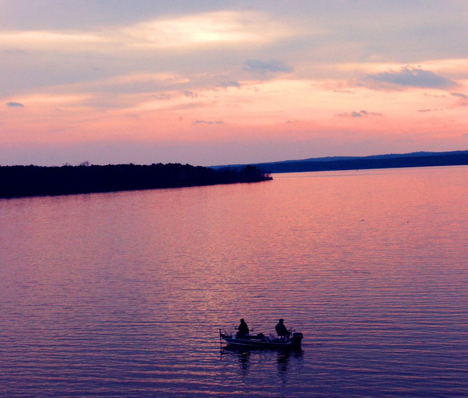 Celebrate north carolina 39 s incredible state and national for Jordan lake nc fishing