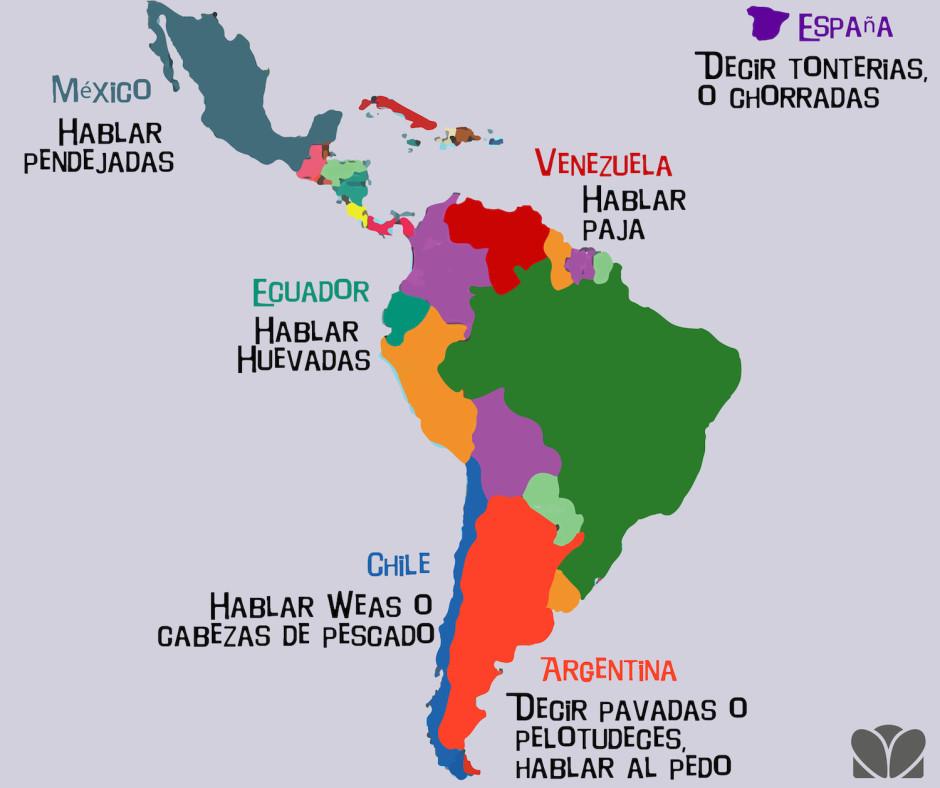 13 gráficos que demuestran que difícil es hablar español