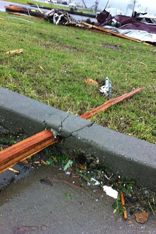 Joplin tornado effect