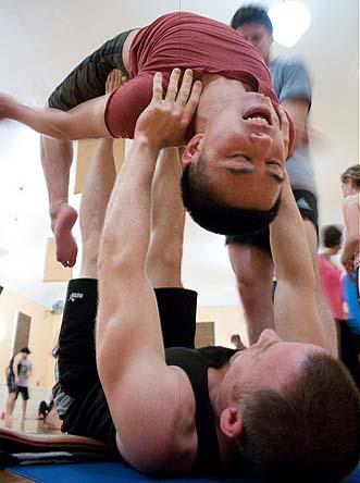 vulnerable yoga