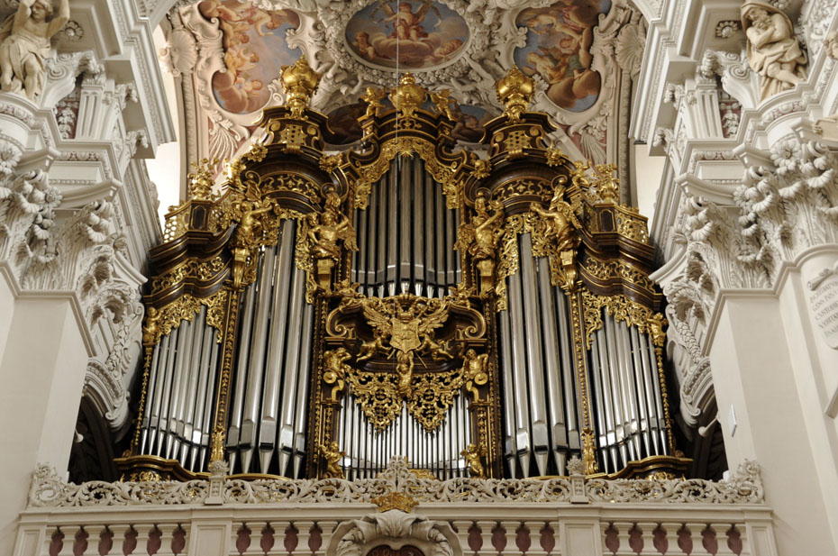 Worlds Largest Cathedral Organ