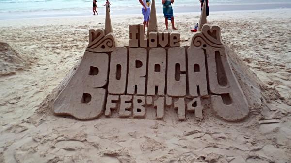 White Beach Boracay, Philippines