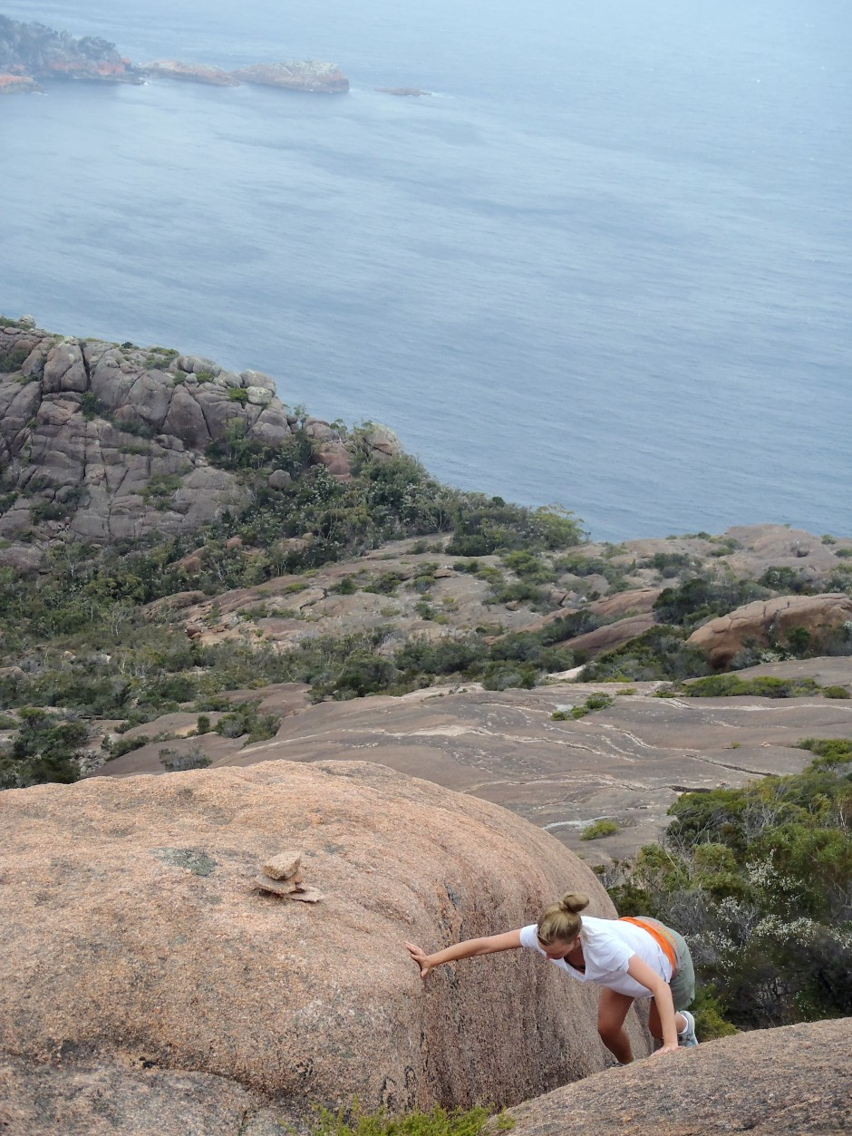 Mount Parsons, Freycinet National Park, Tasmania