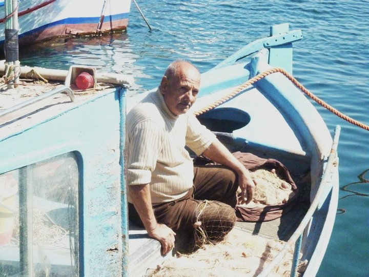 The Great Fisherman of Elefsina