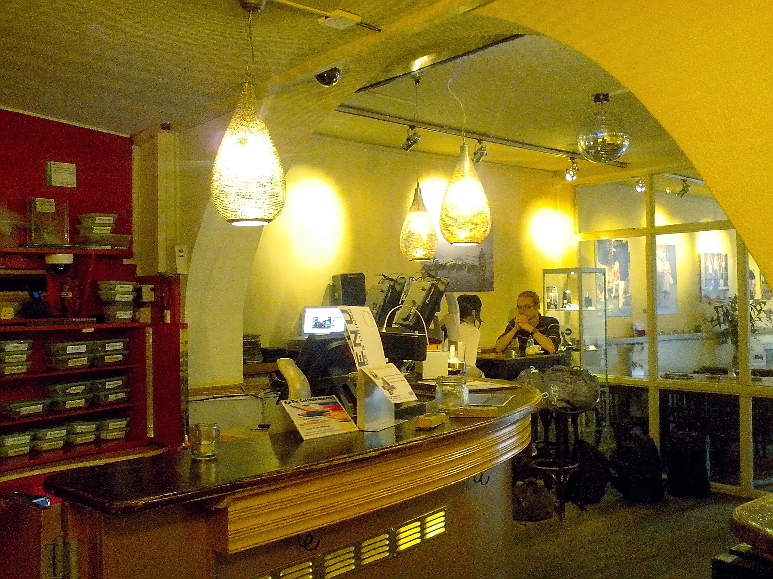 Siberie Coffee Shop