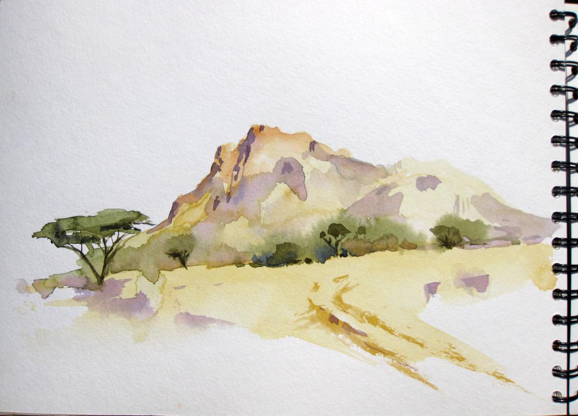 shaba landscape