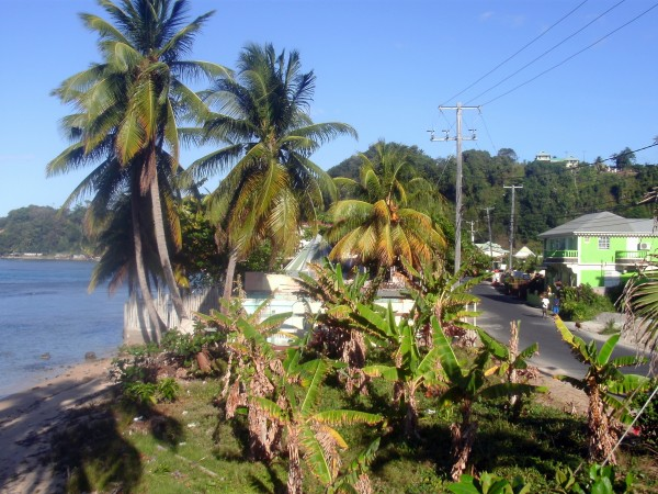 Village in Northeast Dominica