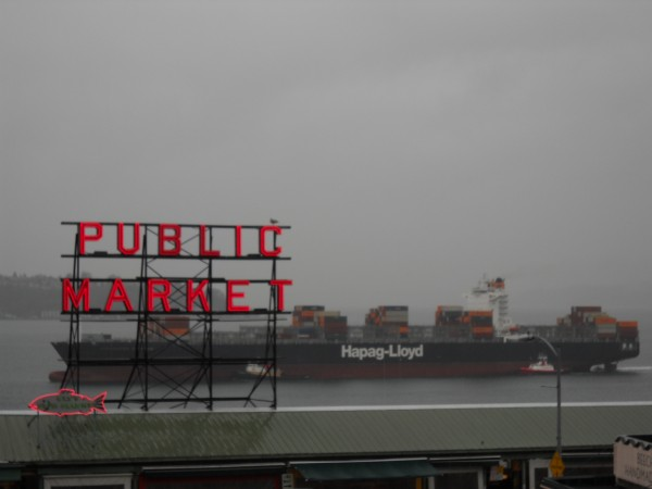 Rain or Shine in Seattle II 004